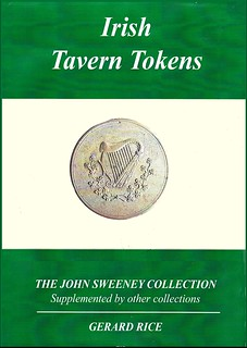 Irish Tavern Tokens book cover