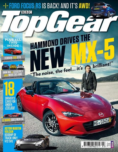 BBC Top Gear 3/2015