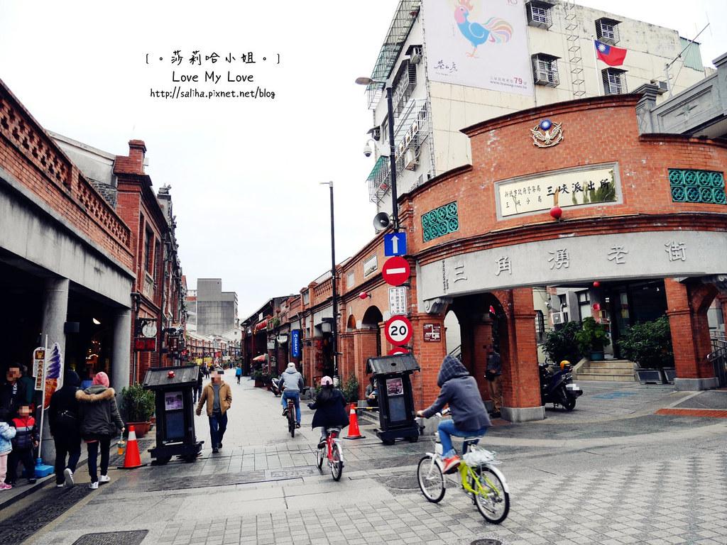 新北一日遊景點推薦三峽老街小吃 (14)
