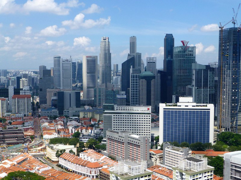 Singapore - The Pinnacle@Duxton