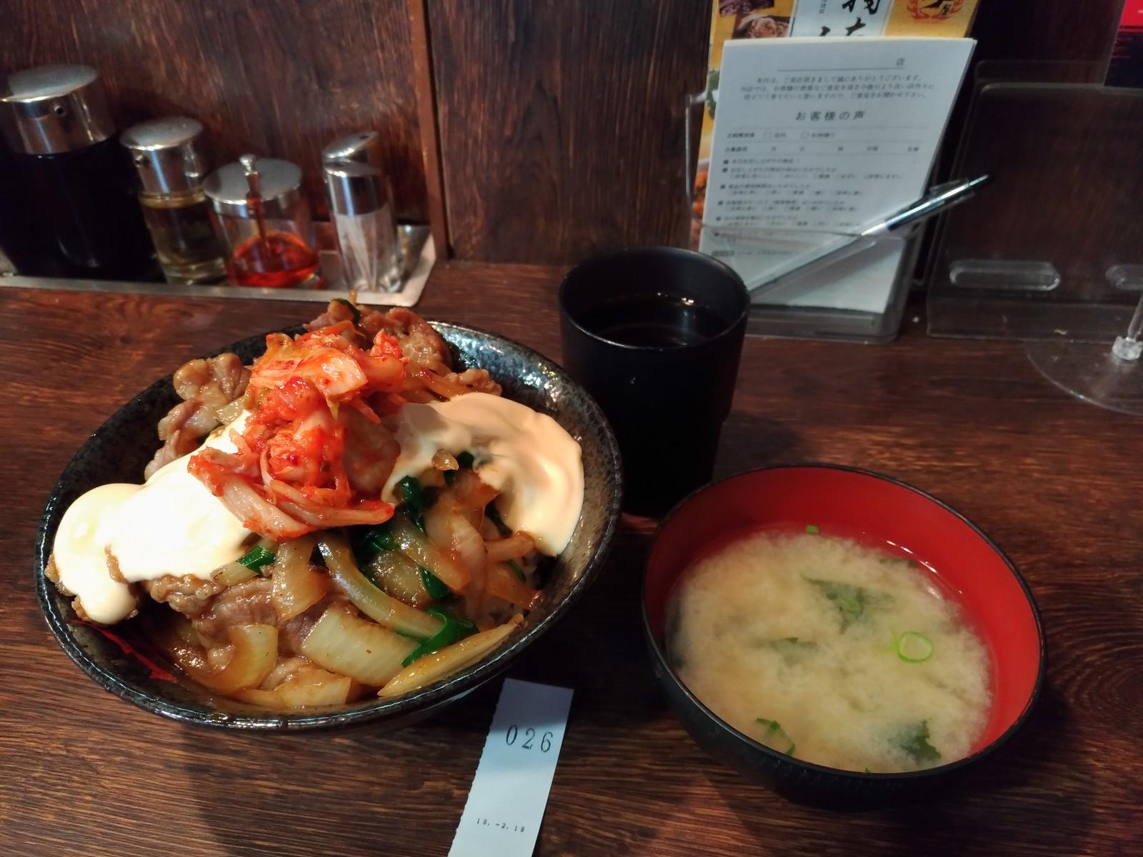 20180218 昼食