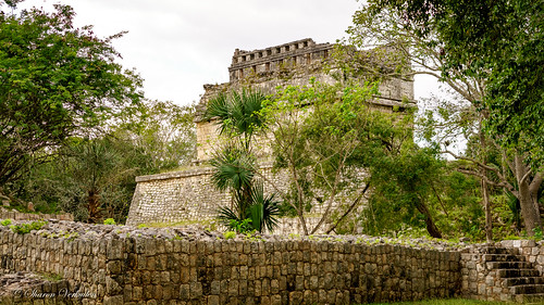House of the Deer, Chichen Itza