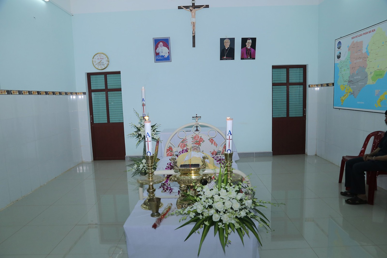Cầu nguyện cho linh hồn Cha Giuse Đặng Đình An, Cha qua đời vì tai nạn giao thông - Ảnh minh hoạ 4