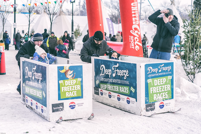 Edmonton Deep Freeze Festival