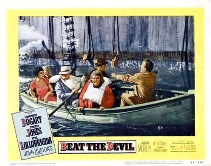 Beat the Devil - lobbycard 3