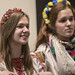 Traditional Ukrainian performance by Ukraine Catholic University Choir students, Kyiv, January 16, 2018
