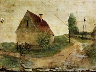 Background - village 2