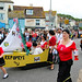 A tribute to the late Ron Everett, Popeye, Hastings Carnival 2017