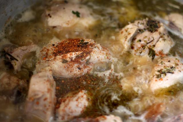 Pollo a la Provenzal (5)