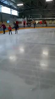 RHB a la patinoire