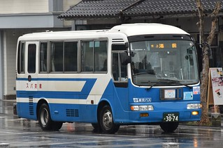產交バス 湯前線(木上経由)