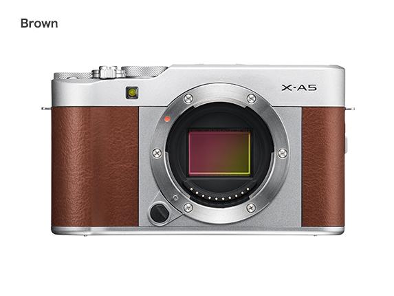 Fuji X-A5 Color