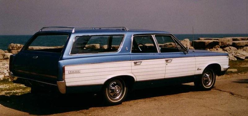 1967 American Motors Mariner Wagon