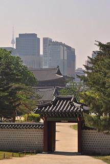 South Korea - Seoul - Gyeongbokgung