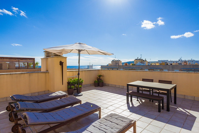 Bossa Azul Sunset Penthouse, 2 bed