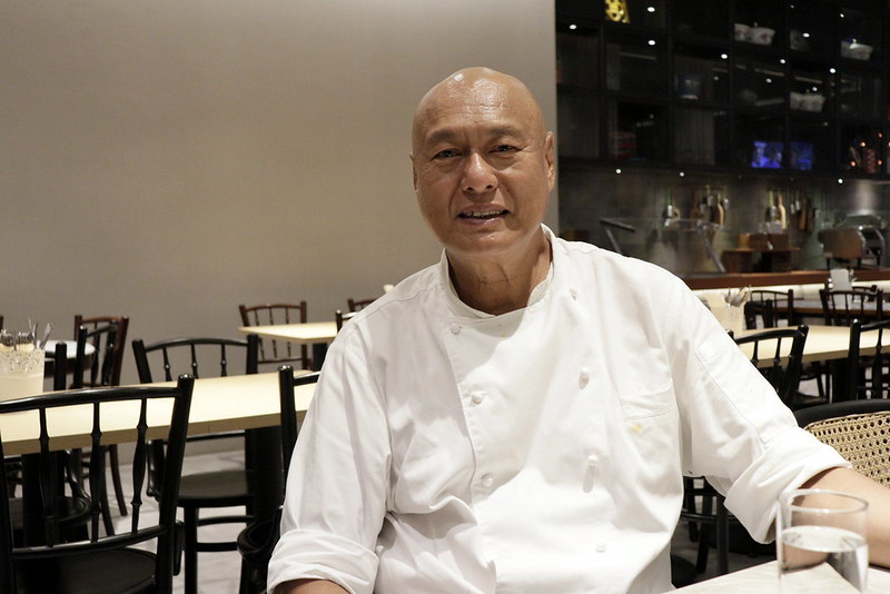 Chef Damian D'Silva