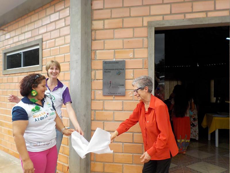 Inaugurazione Centro di Convivenza Itakora 2015