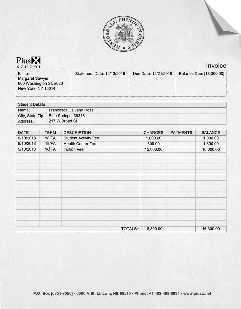 school-invoice