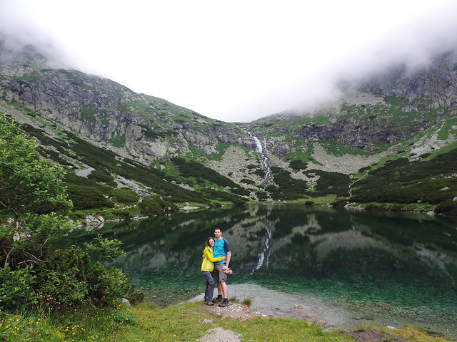 Hiking to another 3 lakes from Tatranská Polianka, High Tatras