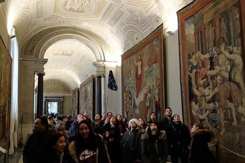 Vatican Museum - Rome, Italy