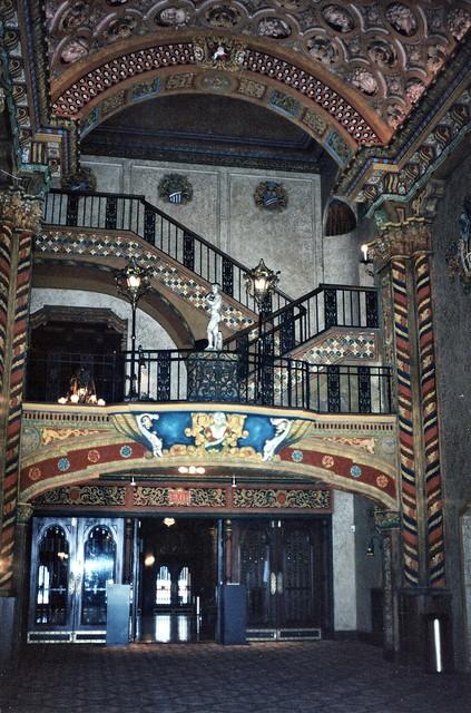 Louisville Kentucky - The Louisville Palace - HIstoric Lobby