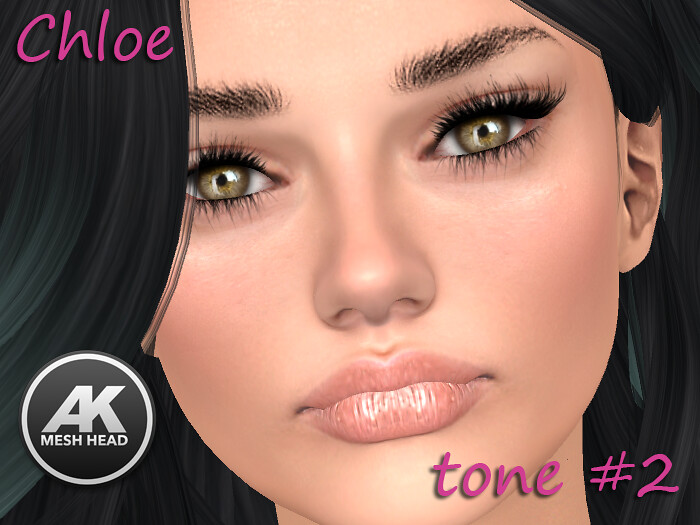 Cheap & Chic! -Chloe tone #2- skin applaier Akeruka