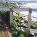 St Budeaux & Brunel's Tamar Railway Bridge, 23rd July 1992