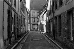 Les rues de l'Aigle