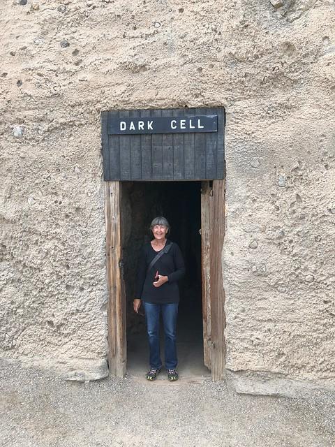 Yuma the dark cell