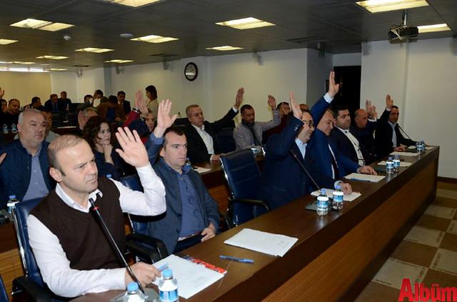 ALTSO son meclis toplantısı