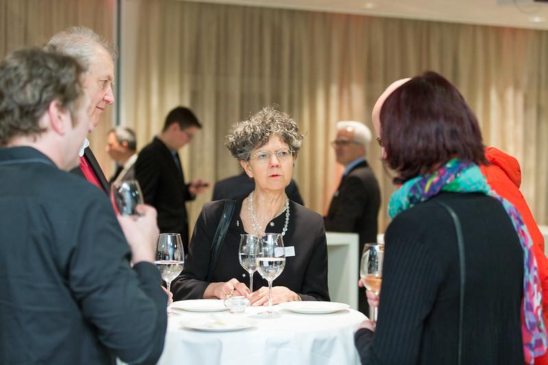 Arbeitswelt der Zukunft - Parlamentarier Dinner