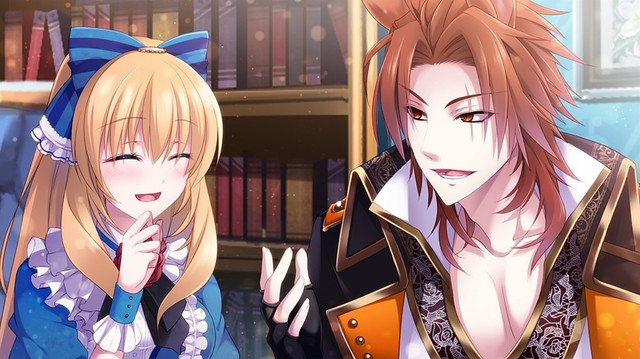 Shall we Date? Lost Alice - Sidd Rex