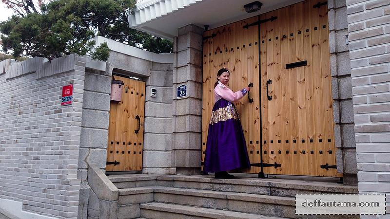 5 hari di Seoul - Bukchon Hanok Village 2
