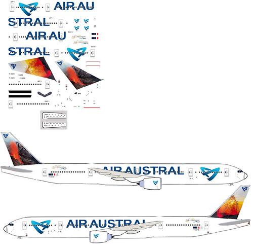 Air Austral 777-300