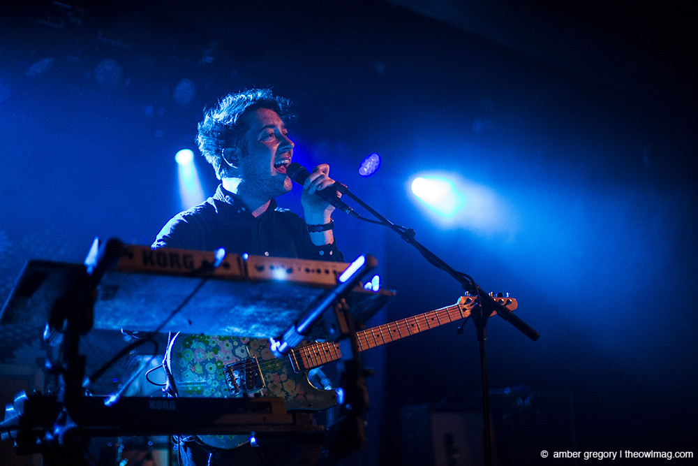 The Wombats @ Wonder Ballroom Portland 012918 06