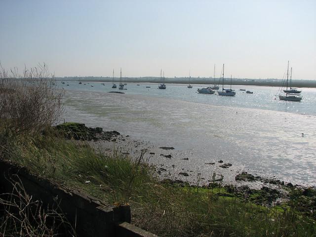 Walton Channel, Walton-on-the-Naze