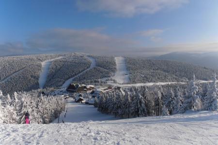 Aktuálně: mrazivé lyžařské dny
