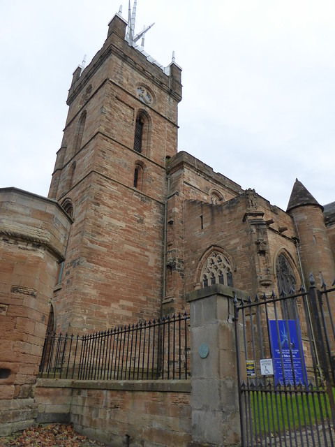 St Michael's church, Linlithgow
