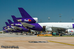 N568FE FedEx   McDonnell Douglas MD-10-10-F   Memphis International Airport