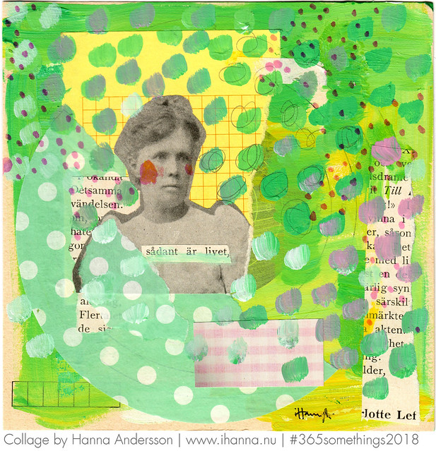 My pen is my life - Collagle 32 by Hanna Andersson aka iHanna #365somethings2018 #collage #art