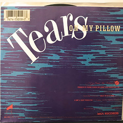 NEW EDITION:TEARS ON MY PILLOW(JACKET B)