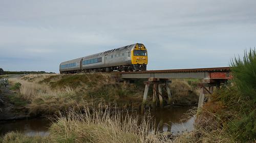 SilverFern Railcar.