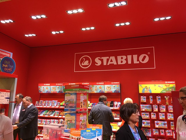 Field Trip Insights X Stationery:Trade Show @StabiloUK @InsightsExpo 4