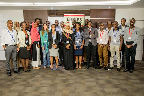 CVE Research Hub workshop and partners meeting . December, 2017 (Photo credit: CHRIPS)