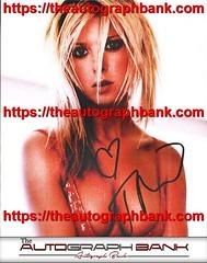 Tara Reid authentic signed memorabilia | http://ift.tt/2kYhiwh