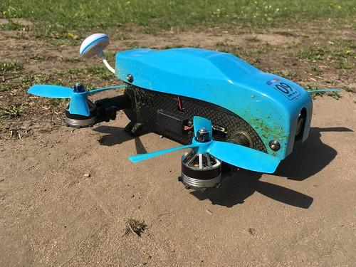 Eachine Racer 180 Tilt Rotor