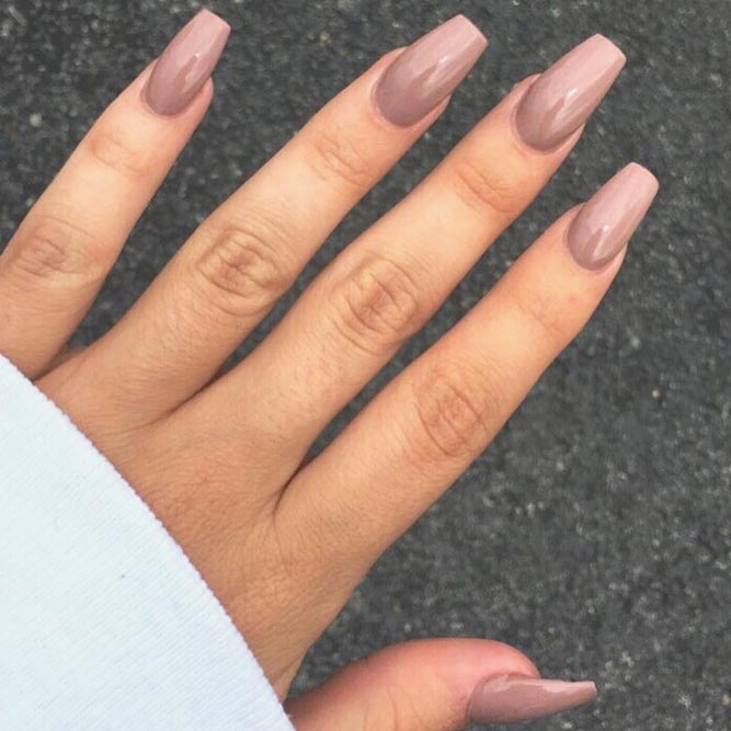 54+ Pic Nude Nail Colors for Ladies - Nails C
