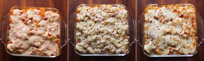 How to make pasta casserole recipe - Step7
