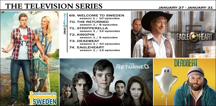 d86ecc41 TV on DVD* Eighth Season List Thread - DVD Talk Forum