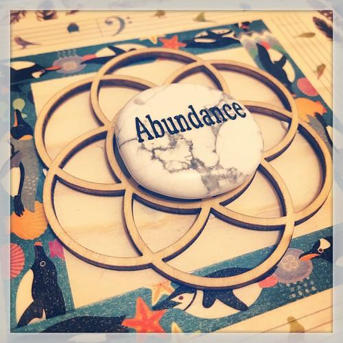I am an alchemist for abundance